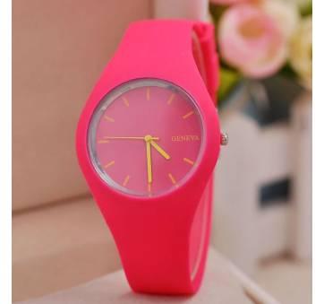 Женские Часы наручные MILER, розовые 9024