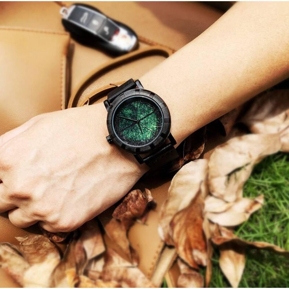 "Мужские Часы наручные ""Enmex"", черные 9040"
