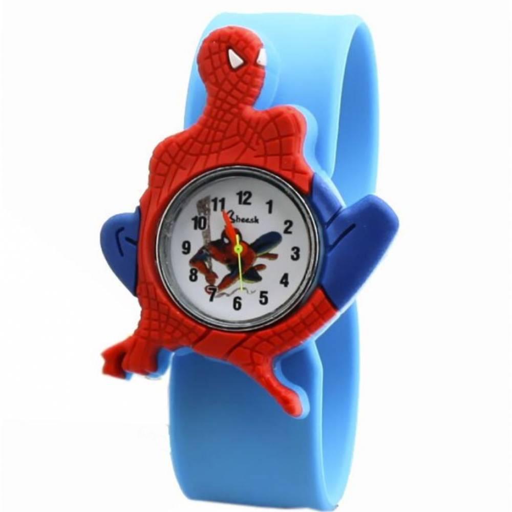"""Детские Часы наручные """"Человек паук"""" 9452"""