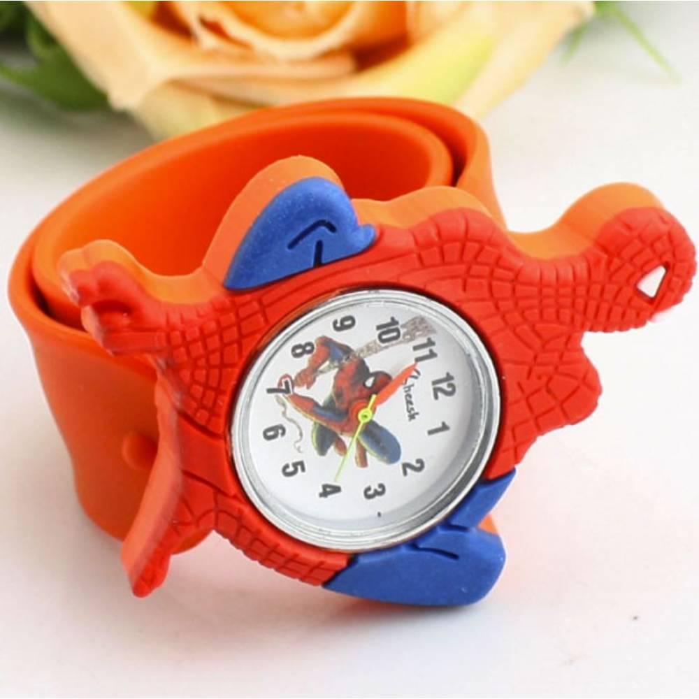 """Детские Часы наручные """"Человек паук"""" 9453"""