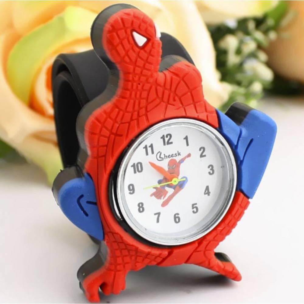 """Детские Часы наручные """"Человек паук"""" 9455"""