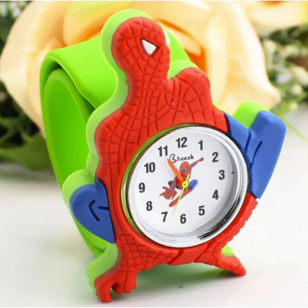 """Детские Часы наручные """"Человек паук"""" 9456"""