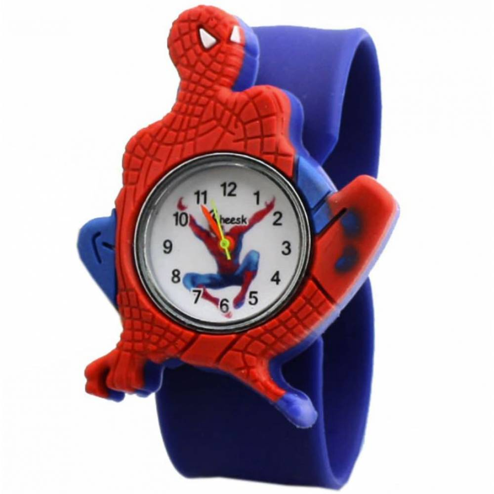 """Детские Часы наручные """"Человек паук"""" 9457"""