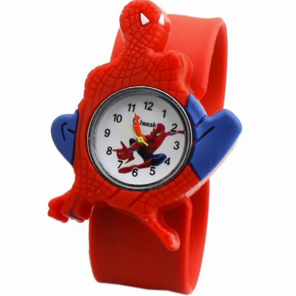"""Детские Часы наручные """"Человек паук"""" 9458"""