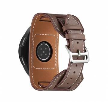 Кожаный ремешок для Samsung Gear S3, galaxy watch 9993