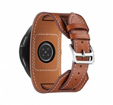 Кожаный ремешок для Samsung Gear S3, galaxy watch 9994