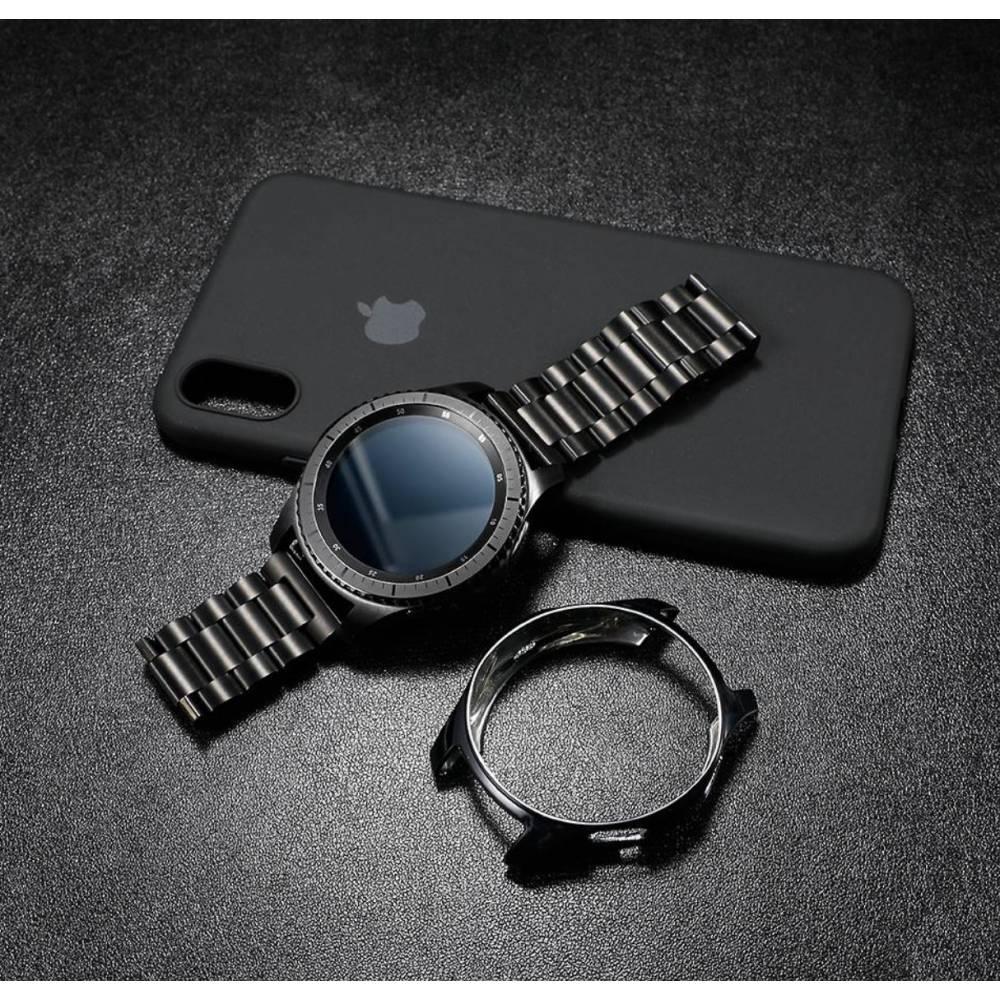 Браслет и чехол для Samsung Gear S3 Frontier 9998