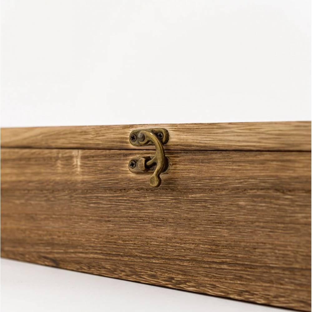 Деревянная шкатулка для часов, 4 шт 10004
