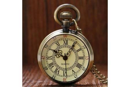 Недорогие карманные часы – особенности выбора
