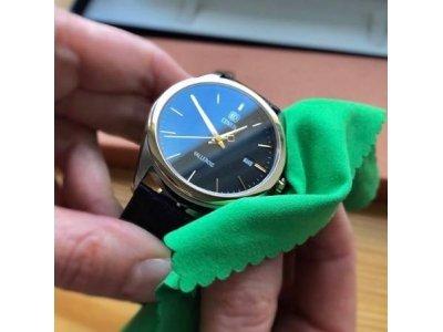 <Как правильно чистить и полировать наручные часы?