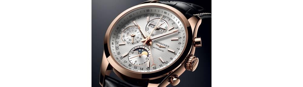 Практичность и красота наручных часов с хронографом