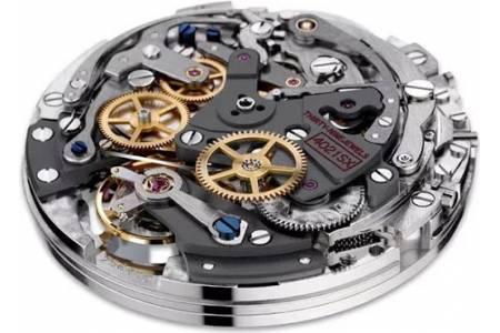 Как устроены и работают наручные часы?