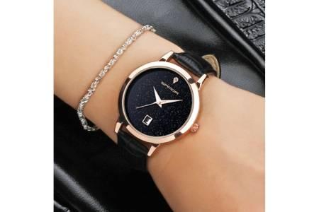 Что такое кварцевые наручные часы?
